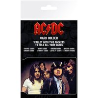 AC/DC Band Card Holder - Acdc Gifts