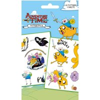 Adventure Time Algebraic Tattoo Pack - Adventure Time Gifts