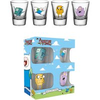Adventure Time Charcaters Shot Glasses - Adventure Time Gifts
