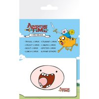 Adventure Time Faces Travel Pass Card Holder - Adventure Time Gifts