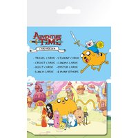 Adventure Time Group Travel Pass Card Holder - Adventure Time Gifts