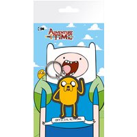 Adventure Time Jake Keyring - Adventure Time Gifts
