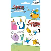 Adventure Time Mathematical Tattoo Pack - Adventure Time Gifts