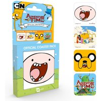 Adventure Time Mix Coaster Pack - Adventure Time Gifts