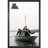 Arctic Monkeys Boat Framed Maxi Poster - Monkeys Gifts