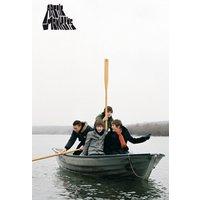 Arctic Monkeys Boat Maxi Poster - Monkeys Gifts