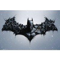 Batman Arkham Origins Arkham Bats Maxi Poster