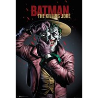 Batman Killing Joke Maxi Poster - Batman Gifts