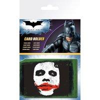 Batman (The Dark Knight) Joker Travel Pass Card Holder - Batman Gifts