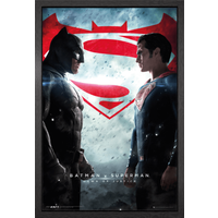 Batman Vs Superman One Sheet Framed Maxi Poster - Superman Gifts