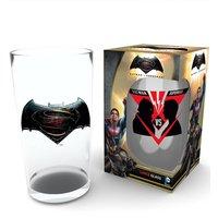 Batman Vs Superman Vs Pint Glass - Batman Gifts