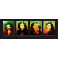 Bob Marley Excuse Me Door Poster - Bob Marley Gifts