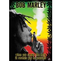 Bob Marley Herb Maxi Poster - Bob Marley Gifts