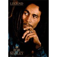 Bob Marley Legend Maxi Poster - Bob Marley Gifts