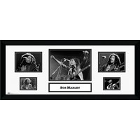 Bob Marley Storyboard Framed Collector Print - Bob Marley Gifts