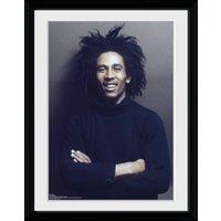 Bob Marley Wall Framed Collector Print - Bob Marley Gifts