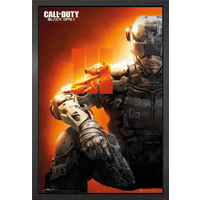 Call of Duty Black Ops 3 III Framed Maxi Poster