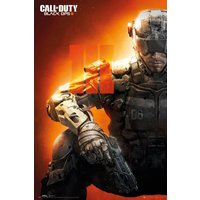 Call of Duty Black Ops 3 III Maxi Poster - Call Of Duty Gifts