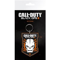Call of Duty Black Ops 3 Logo Keyring - Call Of Duty Gifts