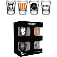 Call of Duty Black Ops 3 Shot Glasses - Call Of Duty Gifts