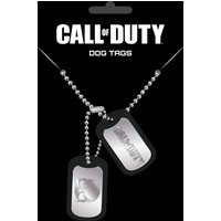 Call Of Duty Franchise Logo Dogtag - Call Of Duty Gifts