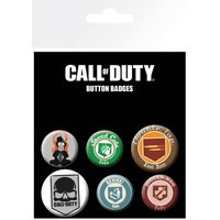 Call Of Duty Mix Badge Pack - Call Of Duty Gifts