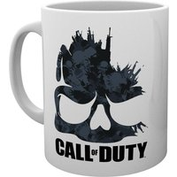 Call Of Duty Skull Mug - Call Of Duty Gifts