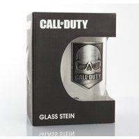 Call Of Duty Skull Stein Glass - Call Of Duty Gifts