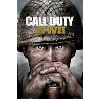 Call Of Duty Stronghold WWII Key Art Maxi Poster - Call Of Duty Gifts
