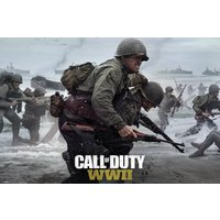 Call Of Duty Stronghold WWII Maxi Poster - Call Of Duty Gifts
