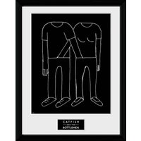 Catfish And The Bottlemen Balcony Framed Collector Print