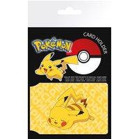 Pokemon Resting Pikachu Card Holder - Pokemon Gifts