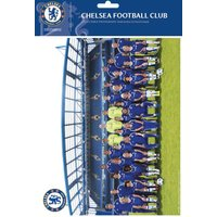 Chelsea Women Team Photo 16/17 Bagged Photographic Print - Women Gifts