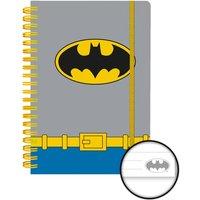 DC Comics Batman Costume A5 Notebook