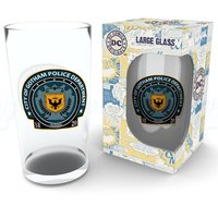DC Comics Gotham Police Pint Glass - Police Gifts