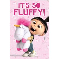 Despicable Me It's So Fluffy Maxi Poster - Gbposters Gifts