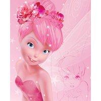 Disney Fairies Think Pink Mini Poster - Disney Fairies Gifts