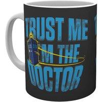 Doctor Who Trust Me Mug