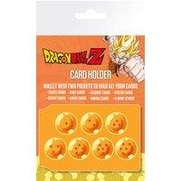 Dragon Ball Z Dragon Balls Card Holder