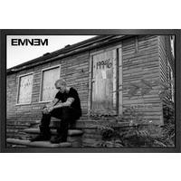 Eminem LP 2 Framed Maxi Poster - Eminem Gifts