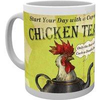 Fable Chicken Tea Mug - Chicken Gifts