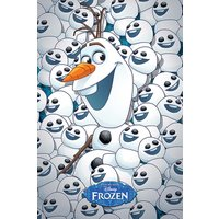 Frozen Fever Olaf & baby Olafs Maxi Poster