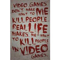 Gaming Video Games Maxi Poster - Games Gifts