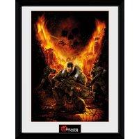 Gears Of War 4 Gears 1 Collector Print - Gears Of War Gifts