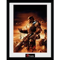 Gears Of War 4 Gears 2 Collector Print - Gears Of War Gifts
