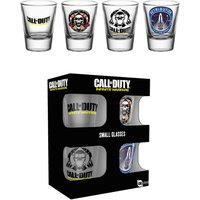 Call Of Duty Infinite Warfare Mix Shot Glasses - Call Of Duty Gifts