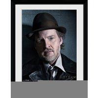Gotham Harvey Bullock Framed Collector Print