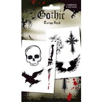 Gothic Tattoo Pack - Gothic Gifts