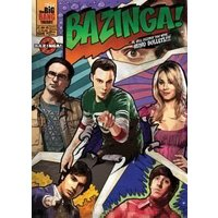 The Big Bang Theory Comic Bazinga Giant Poster - The Big Bang Theory Gifts