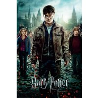 Harry Potter 7 Part 2 one Sheet Maxi Poster - Harry Potter Gifts
